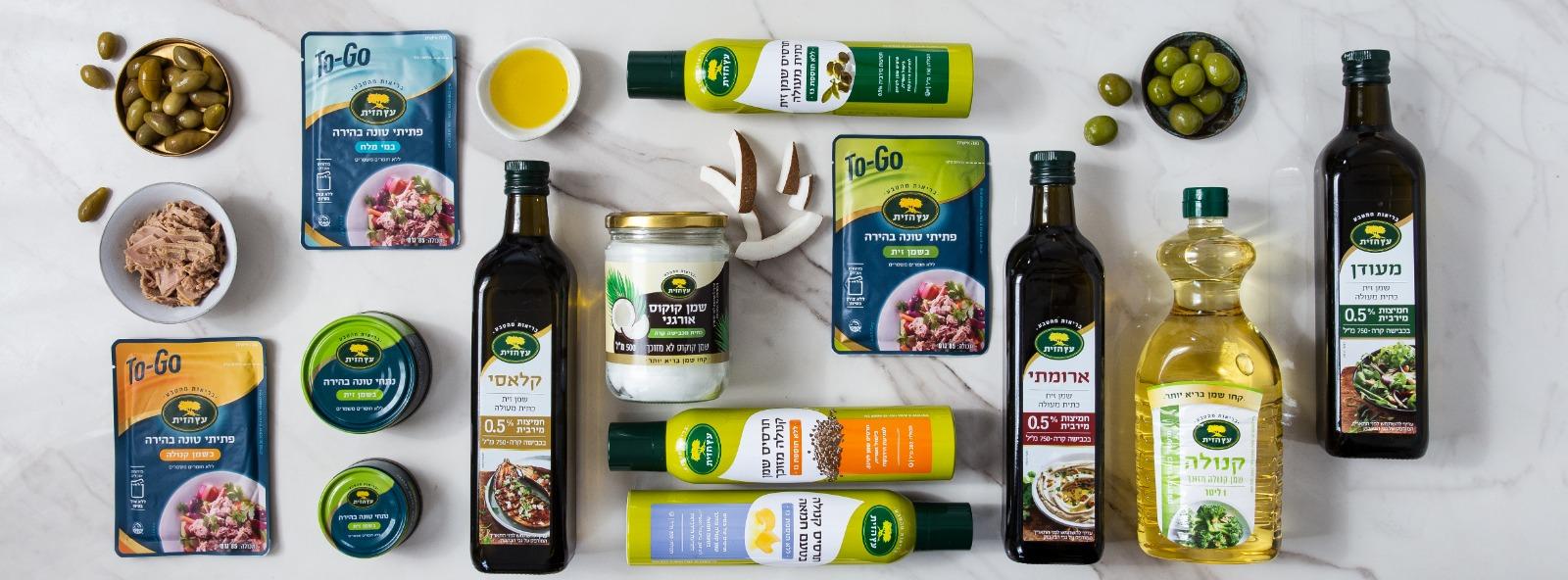 שמן זית תוצרת ישראלית – לארוחות מפנקות ובריאות